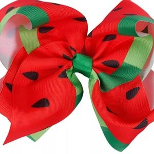 Hairbow Heaven of Bossier City Accessories - Watermelon Hair Bow